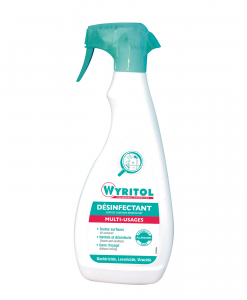 A 9171 Wyritol Multi Surface Disinfectant Spray 750ml
